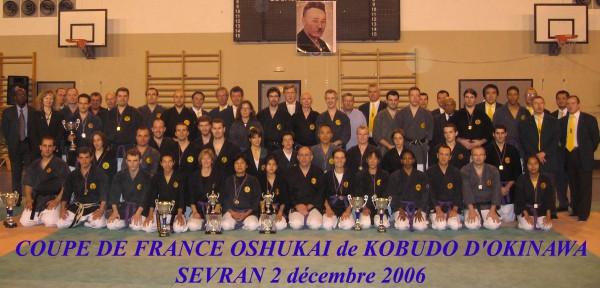 Coupe de France de Kobudo 2006