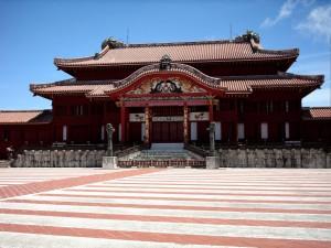 Château à Okinawa